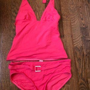 Calvin Klein 2 piece swimsuit